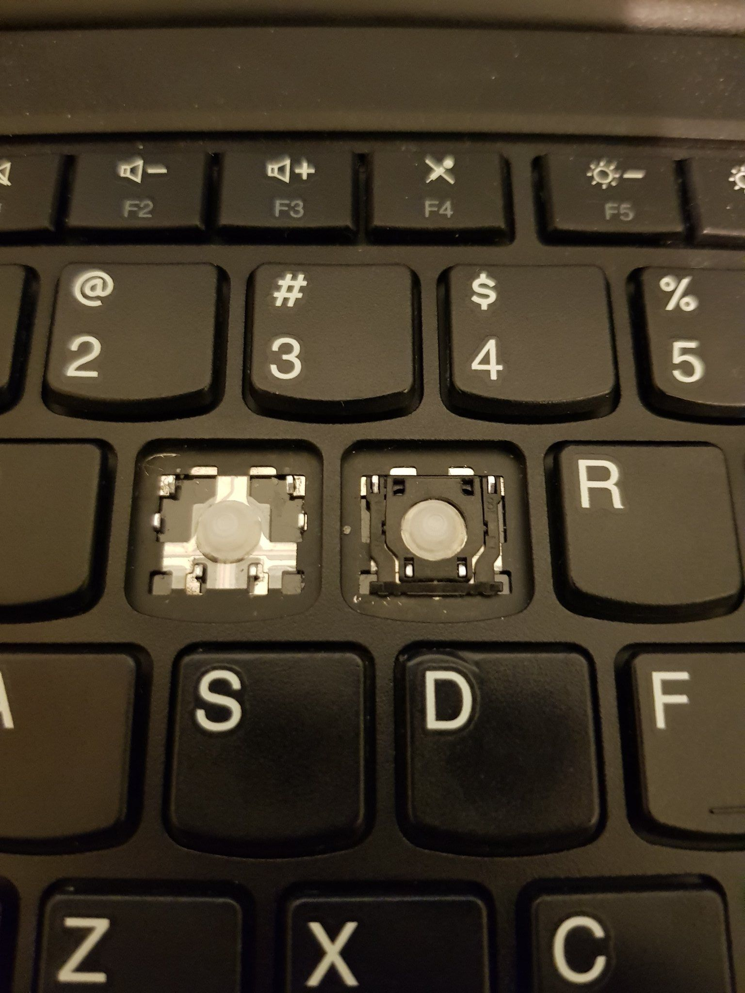 lenovo thinkpad keyboard key replacement replacementlaptopkeyscom