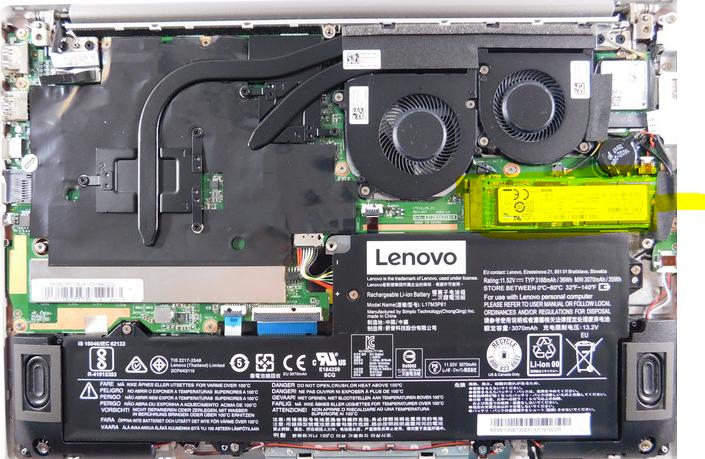 Lenovo Ideapad 320s 13 Kb Ssd Upgrade English Community