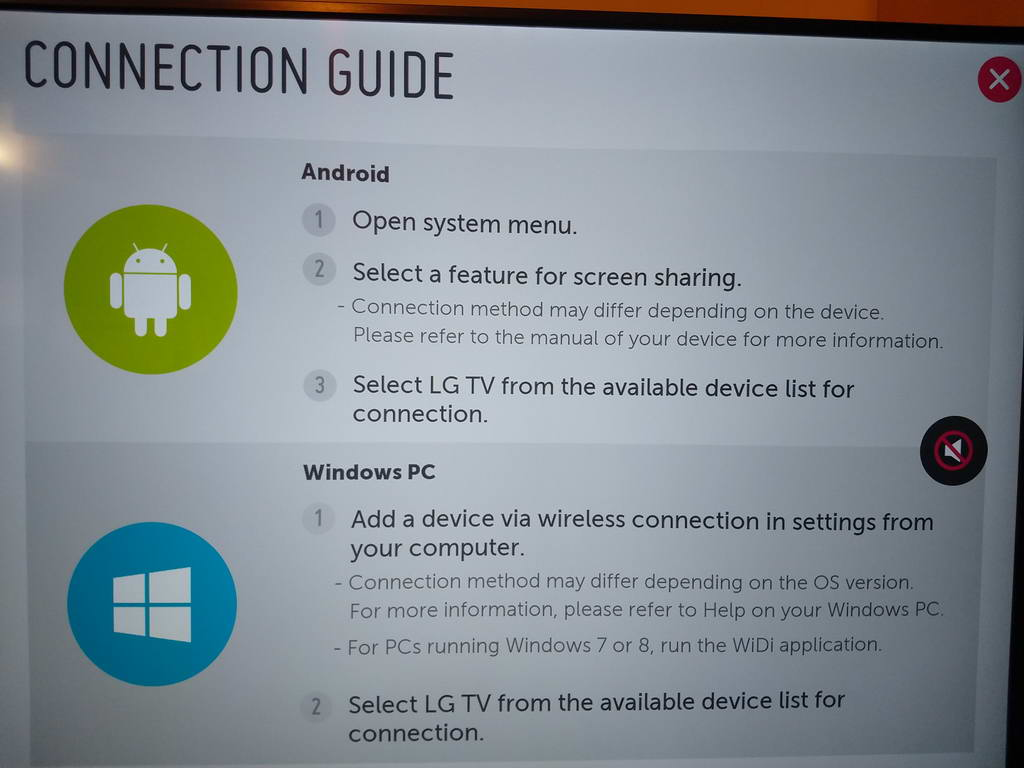 Screencast to LG TV does not work, casting YouTube does.-Motorola Community