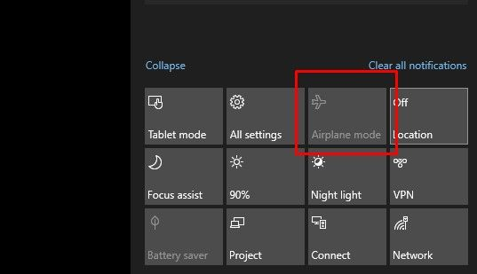 Thinkpad T460 Windows 10 Laptop Enabling Airplane Mode On Its Own English Community