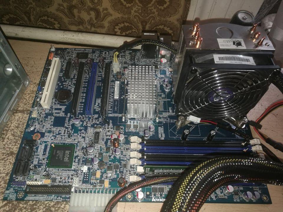 Lenovo ThinkStation S20 71Y8820 1X INTEL XEON W3550 Motherboard NO MEMORY